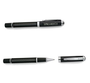 Eliot Roller Ball Pen Black