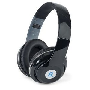 Hype Bluetooth  Headphones Black