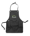 Just Grillin' BBQ Apron Black