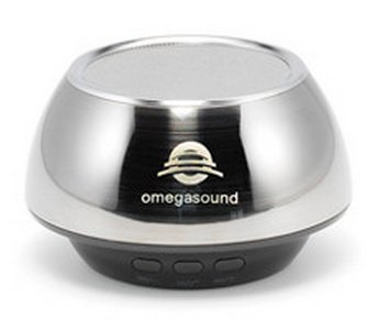 Rock-It Bluetooth & NFC Speaker Brushed Silver