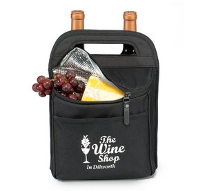 Epicurean Wine & Cheese Kit - Black