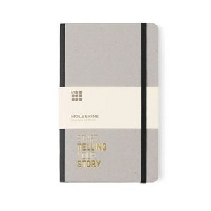 Moleskine   Time Collection Ruled Notebook Ocean Blue