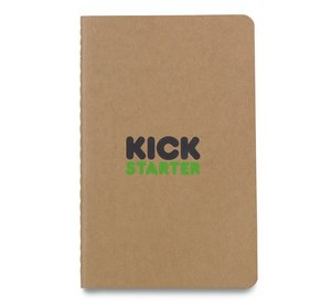 Moleskine  Cahier Ruled Pocket Notebook Kraft