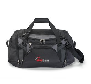 Vertex Tech Duffel - Black