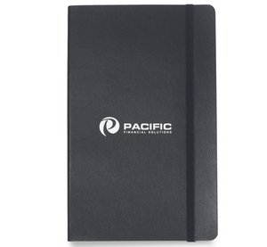 Moleskine  Soft Cover Ruled Large Notebook - Black