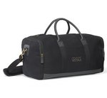 Heritage Supply Duffel - Black