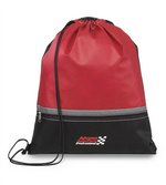 Arrow Cinchpack Red