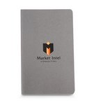 Moleskine® Cahier Ruled Large Notebook Pebble Grey