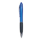 Zebra Z Grip Max Retractable Ballpoint Jeweled Barrel Blue/Blue I