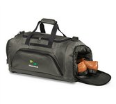 Cross Country Duffel Gunmetal Grey