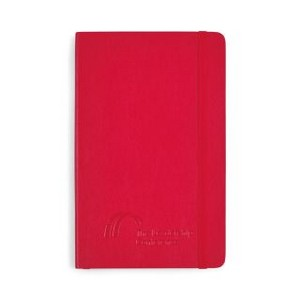 Moleskine Soft Cover Ruled Large Notebook Scarlet Red