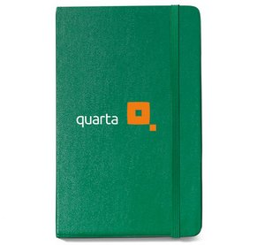 Moleskine  Hard Cover Ruled Large Notebook - Oxide Green