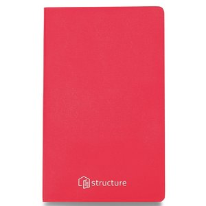 Moleskine Volant Ruled Large Journal Geranium Red