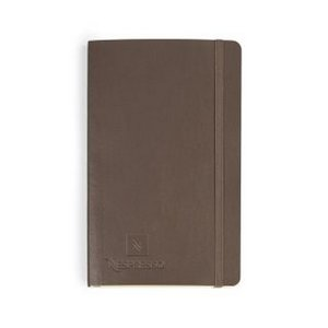 Moleskine? Soft Cover Ruled Large Notebook Earth Brown
