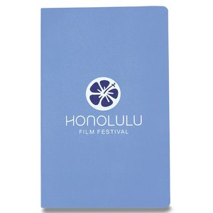 Moleskine Volant Ruled Large Journal Powder Blue