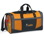 Flex Sport Bag - Orange/ Black