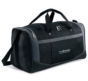 Flex Sport Bag - Black/ Grey