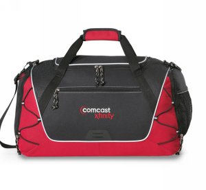 Matrix Sport Duffel Red