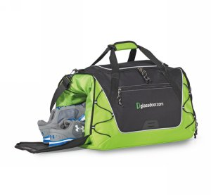 Matrix Sport Duffel Apple Green