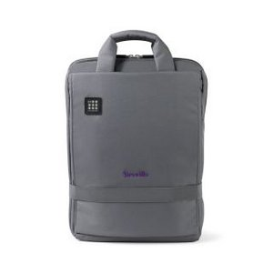Moleskine  ID Vertical Bag for Digital Devices - 15in. Slate Grey