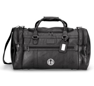 Large Executive Travel Bag - Black