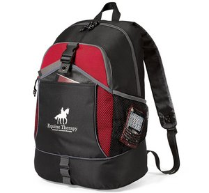 Escapade Backpack - Red