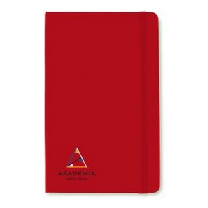 Moleskine Hard Cover Squared Large Notebook Scarlet Red