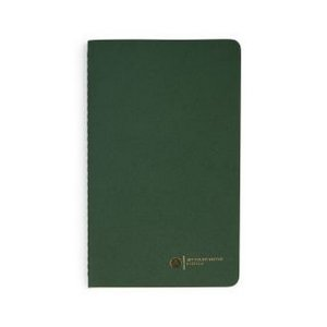 Moleskine? Cahier Ruled Large Journal Myrtle Green