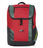Vision Backpack Red