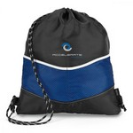 Chevron Sport Cinchpack Royal Blue