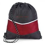 Chevron Sport Cinchpack Red