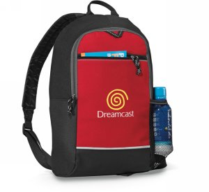 Essence Backpack Red