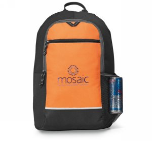 Essence Backpack Tangerine