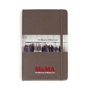 Moleskine? Hard Cover Ruled Large Notebook Earth Brown