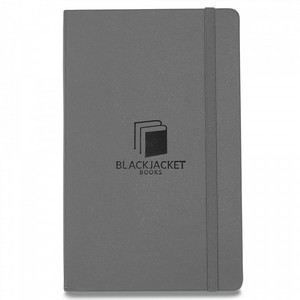 Moleskine Hard Cover Ruled Large Notebook Slate Grey