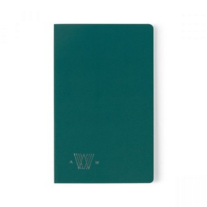 Moleskine  Volant Ruled Large Journal Pine Green