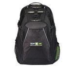 Vertex Computer Laptop Backpack II - Black