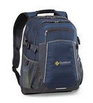 Pioneer Computer Backpack Navy Blue
