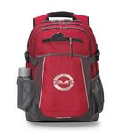 Pioneer Computer Backpack Red