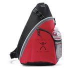 Wave Monopack Sling Backpack- Red - Kid Friendly