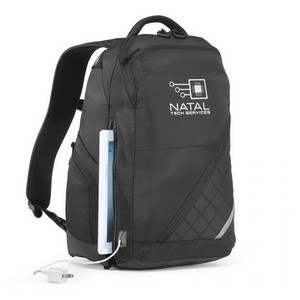 Volt Charging Backpack Black
