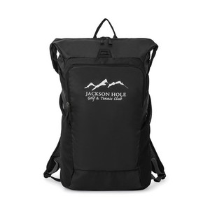 Vertex  Fusion Packable Backpack - Black