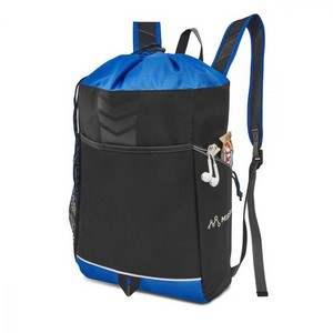Riptide Drawstring Backpack - Royal Blue