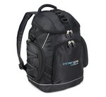 Vertex Trek Computer Laptop Backpack - Black