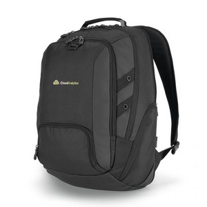 Vertex Carbon Computer Backpack Black