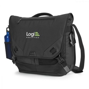 Vertex Nitro Computer Messenger Bag Black