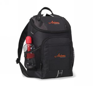 Frontier Computer Backpack Black