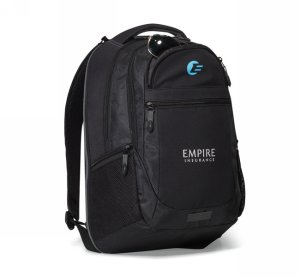Capital Computer Backpack Black