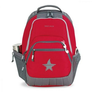 Rangeley Deluxe Computer Backpack Red