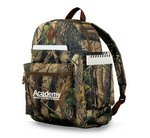 Heritage Supply Camo Computer Laptop Backpack - Forest Camo